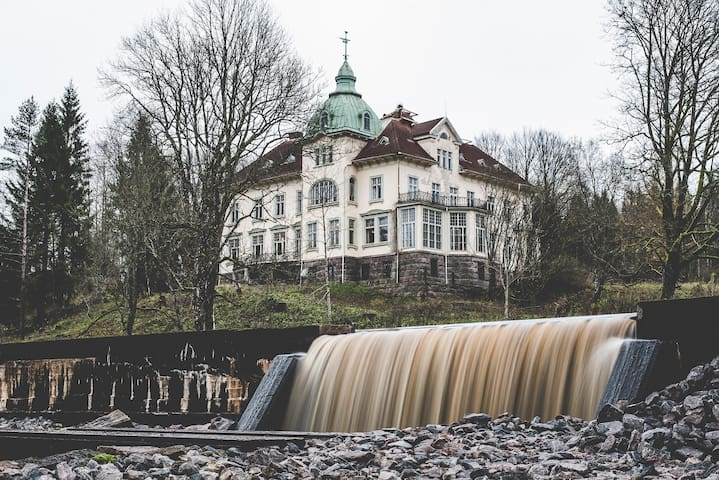 Amazing Villa from 1908 - Svenljunga - Villa