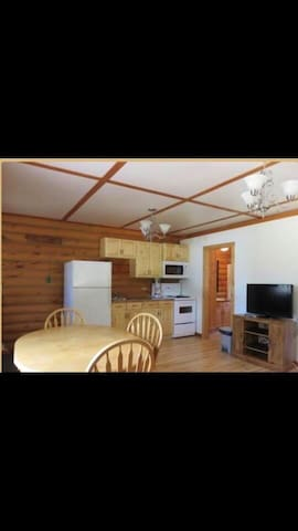 Cabin in the Valley 1