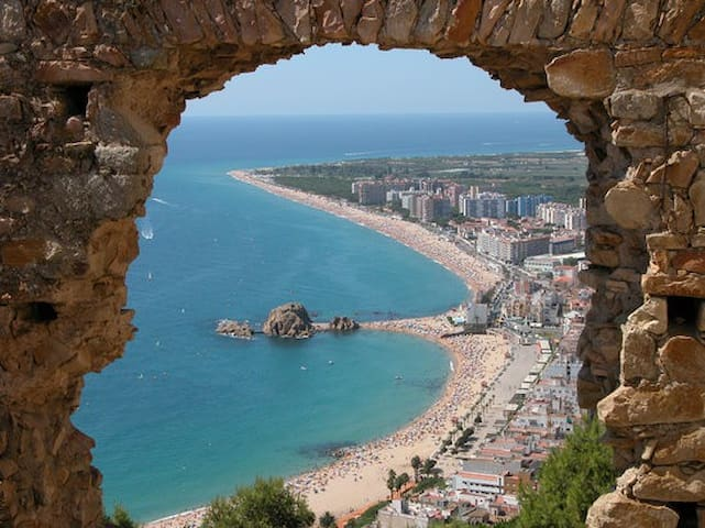 Apartment close to center & beach - Blanes - Pis