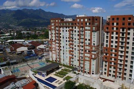 Apartamento Semiamueblado seguridad - San José - Lejlighed