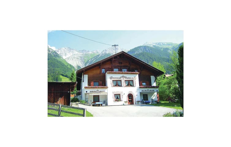 Holiday apartment with 1 bedroom on 36 m² in Pettneu am Arlberg