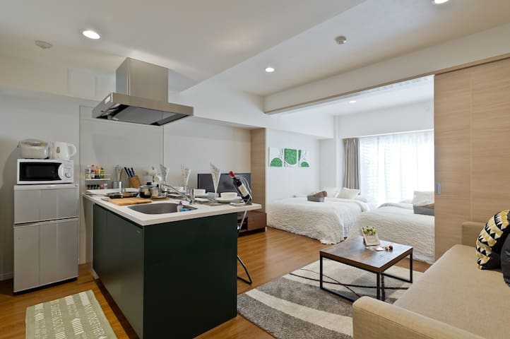 5☆Ueno Sta.3min★New Construction/Free Wi-Fi☆