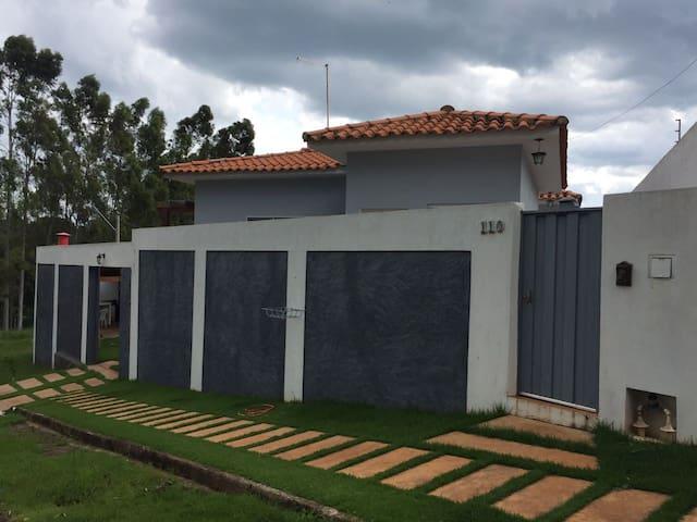 Casa moderna em Brotas - Brotas - Casa