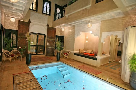 B b et chambres d 39 h tes marrakech airbnb for Airbnb marrakech