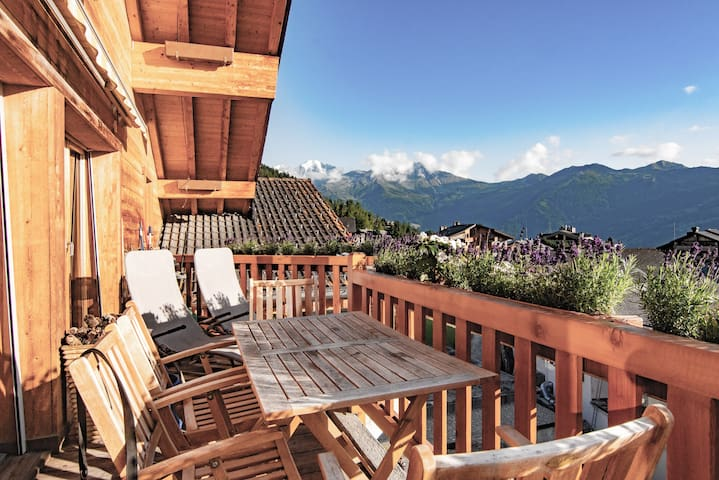 Verbier Luxury Penthouse with amazing views