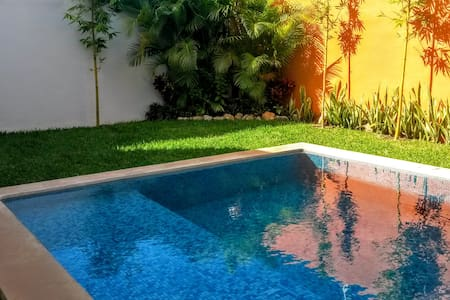 Beutiful New 3 bed house & pool in gated  complex - Mérida