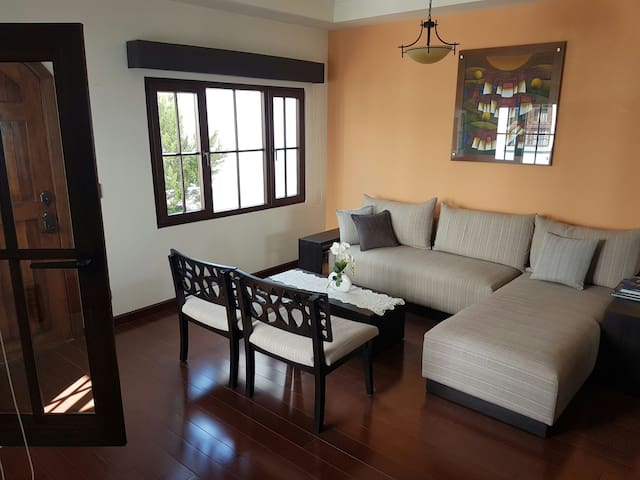 Apartamento  estancia larga y familiar