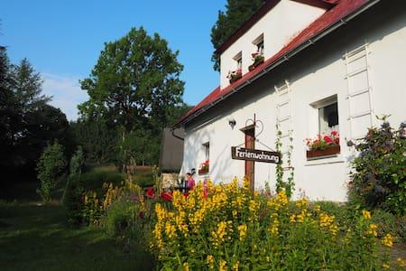 Ferienwohnung in Fichtelberg / Neubau - Fichtelberg - Wohnung