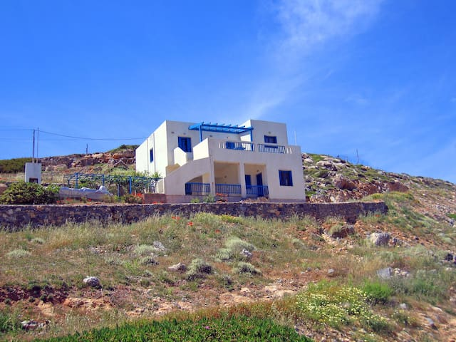 Seaside apartment in Antikythera, next to port
