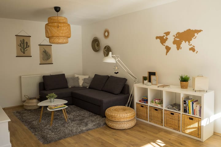Appartement cosy en plein cœur de Bouillon
