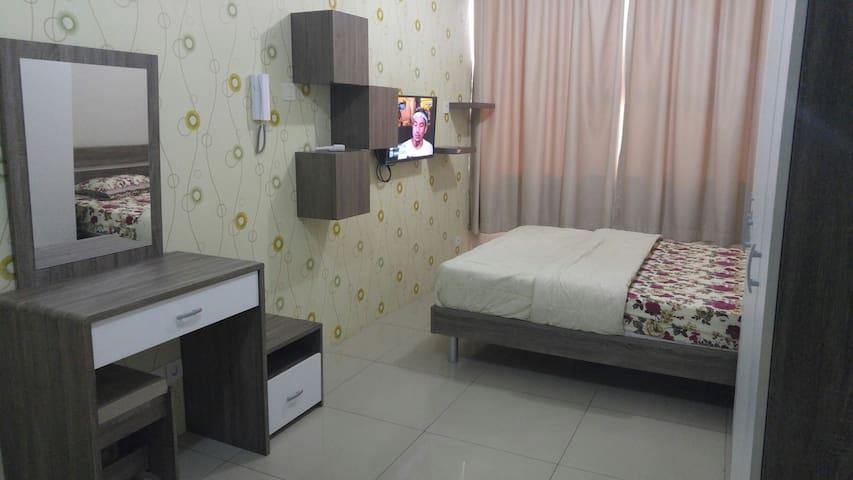 Jakarta pusat strategic apartment