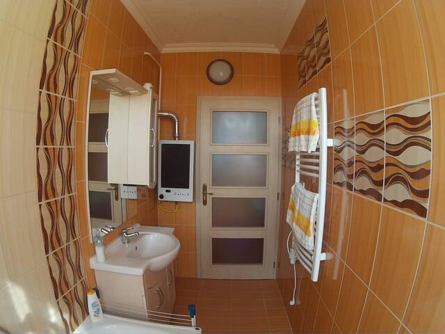 Teljesen felújított 37 m2-es garzon - Martfű - Apartment