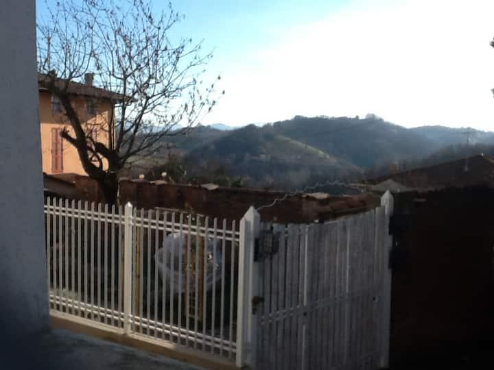 casetta agreste in Alto Monferrato