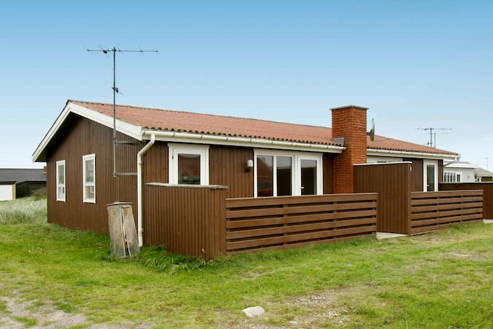 Serene HolidayHome in Thisted near Sea