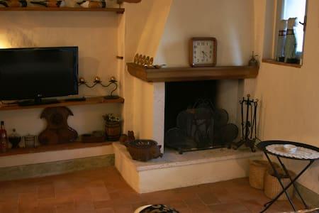Casa Viola Starda - Nusenna