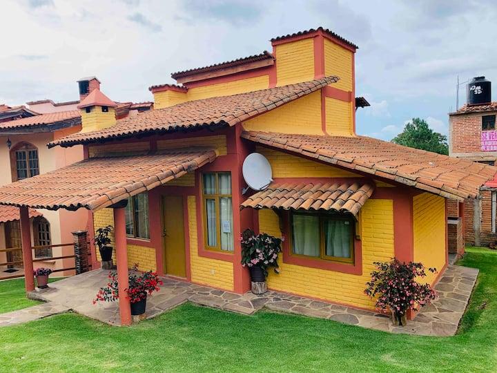 Cabaña Loma La Toscana, Mazamitla