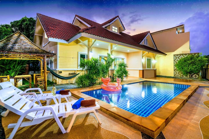 RELAX PRIVATE POOL VILLAS free shuttle