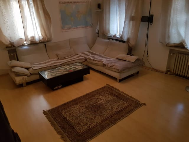 100qm² Altbau-Wohnung im Herzen Bielefelds