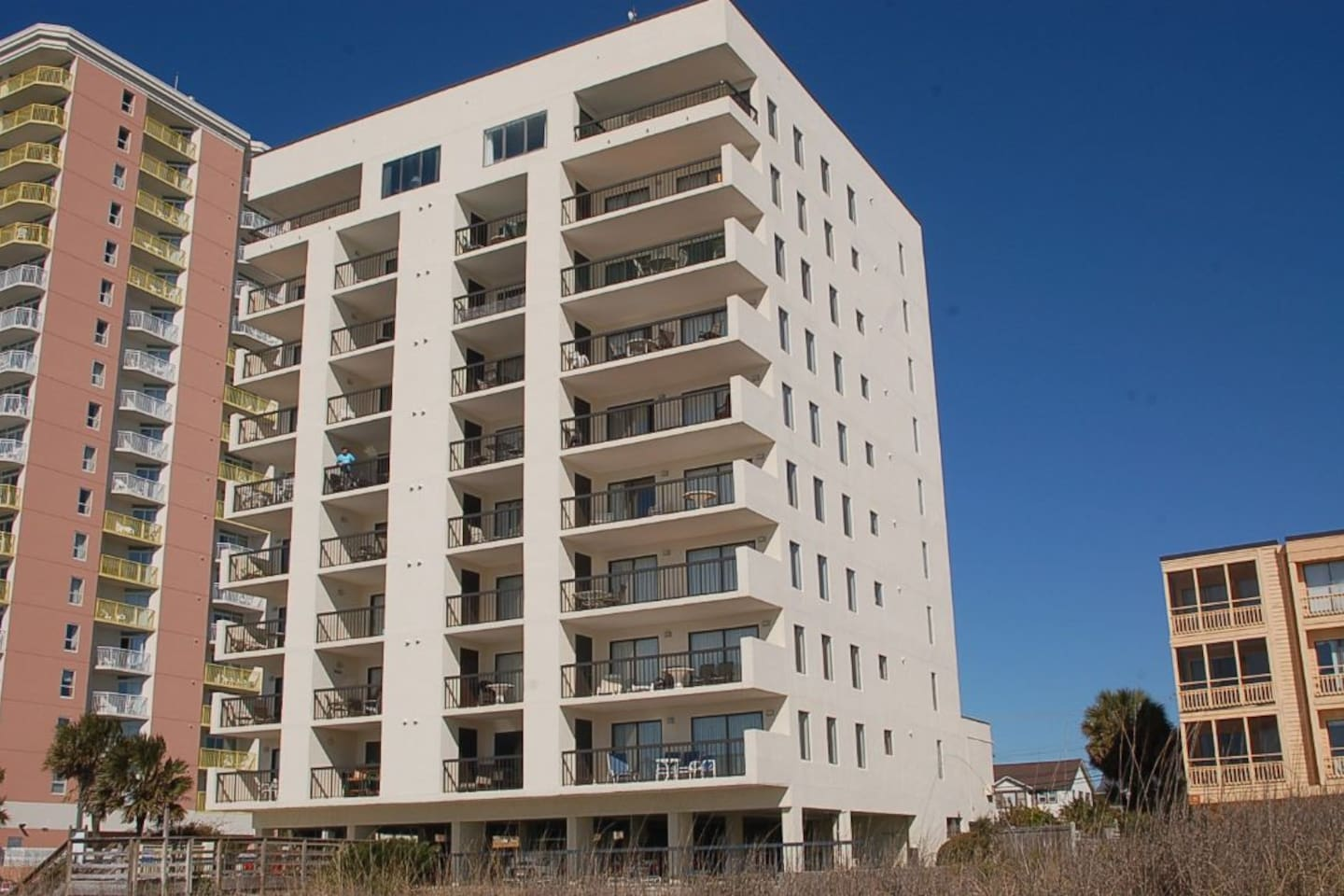 Crescent Towers I, 801 - Amazing Ocean Front Corner Views