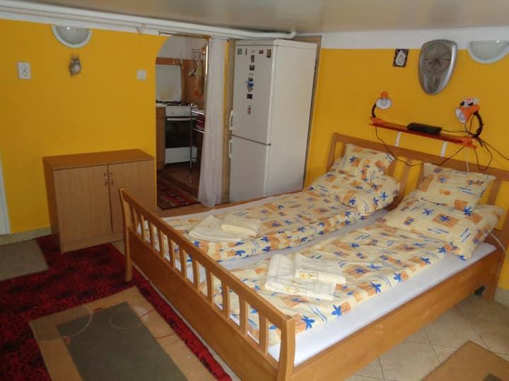 Szilvásváradi alacsony apartman