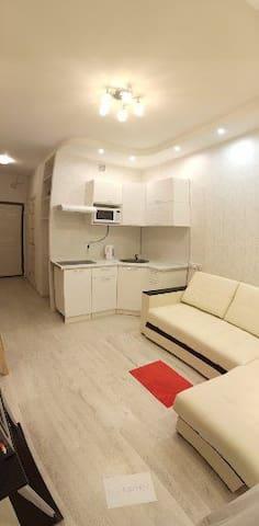 Новые уютные апартаменты с прекрасным видом