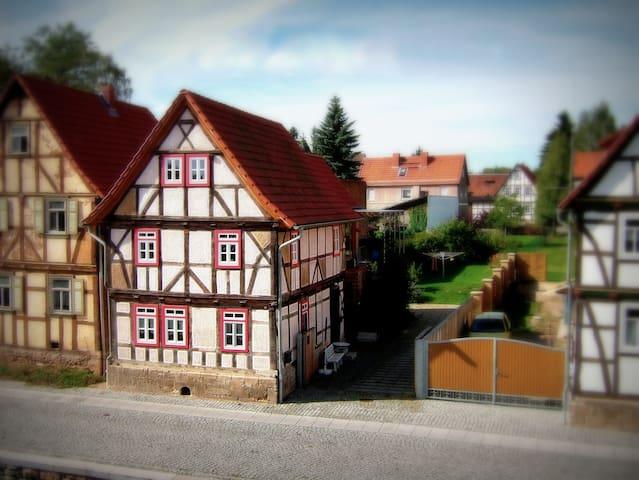 Am NORSCHEL der Welt * EG Studio - Niederorschel - Apartment