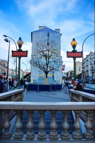 Charmant 2 pièces aux portes de Paris