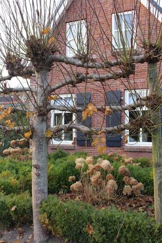 Vrijstaande, complete woning in Bakkeveen (Frl). - Bakkeveen - Talo