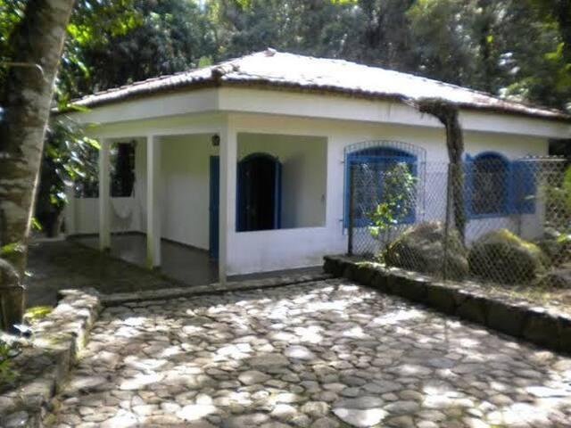 Casa  das ARARAS  Propriedade Vivenda Verde 6 pess