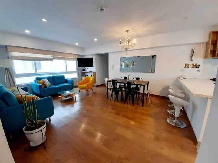 Cozy Apartment Barranco Miraflores Delucchi