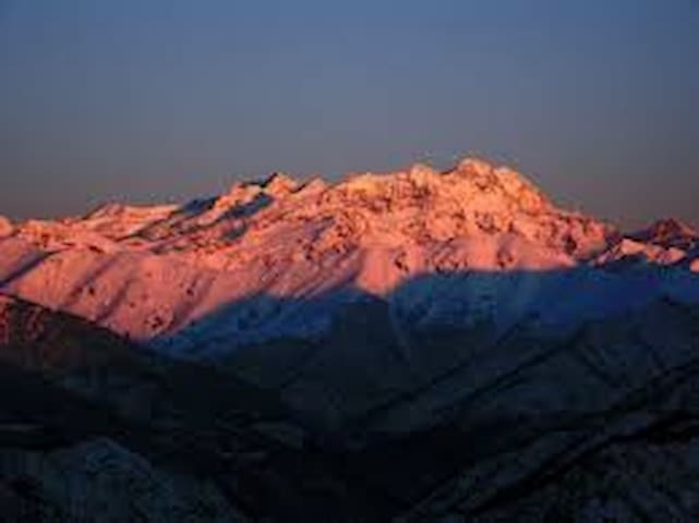 Mansarda Vista Monte Rosa