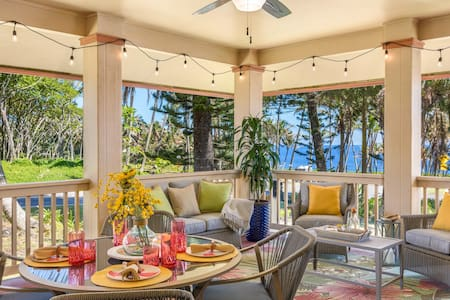 Ocean View 3 BR Sleeps 6 w/ ADA Features