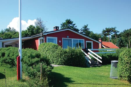 Holiday cottage with 2 bedrooms on 49m² in Allingåbro