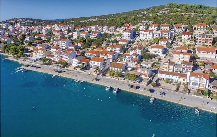 Holiday apartment with 1 room on 21m² in Tisno