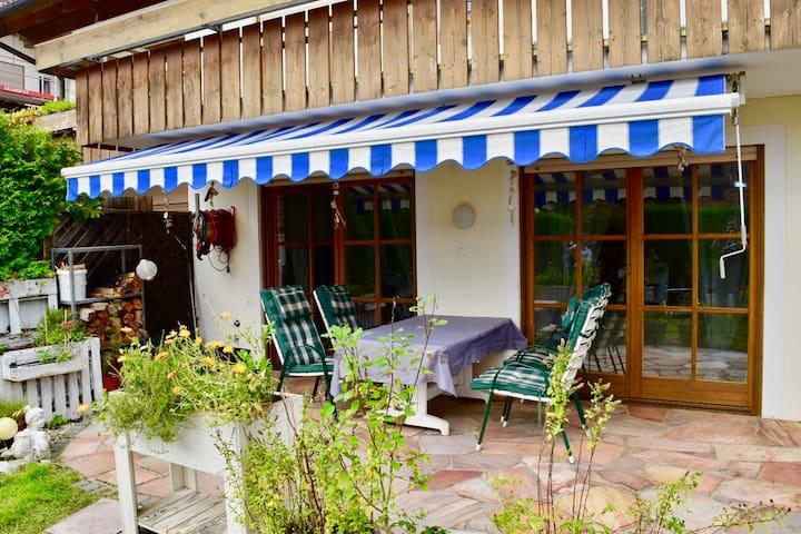2 Zi. Ferien-Wohnung für die Wiesn, Wandern & Ski