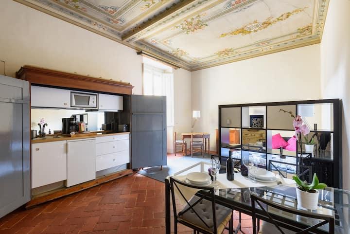 FLORENCE Duomo: Luxury bright wi fi A/C