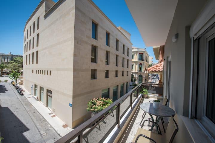 City center appartment