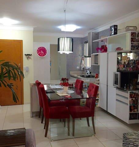 Apartamento Mobiliado - Cascavel - Apartamento