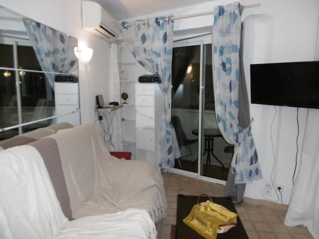 Studio pour 2 pers. au centre ville - Sainte-Maxime - Appartement