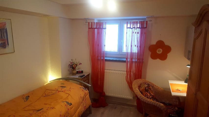 Cozy comfort room near Sick Arena/city center