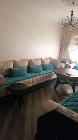 Appartements confort et sécurité Agadir - Maroc