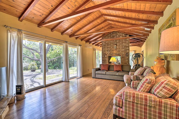 Bright & Spacious Los Altos Home on 1 Private Acre