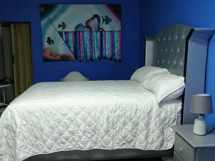 Cozy room in the heart of Santo Domingo.