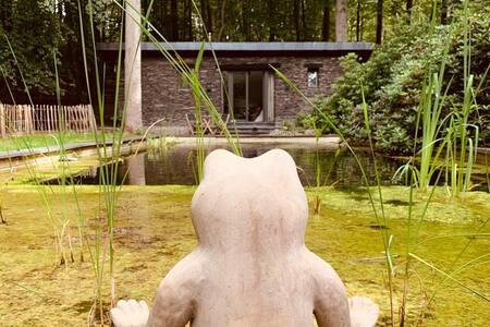 Gîte sous les chênes: la nature à Louvain-la-Neuve