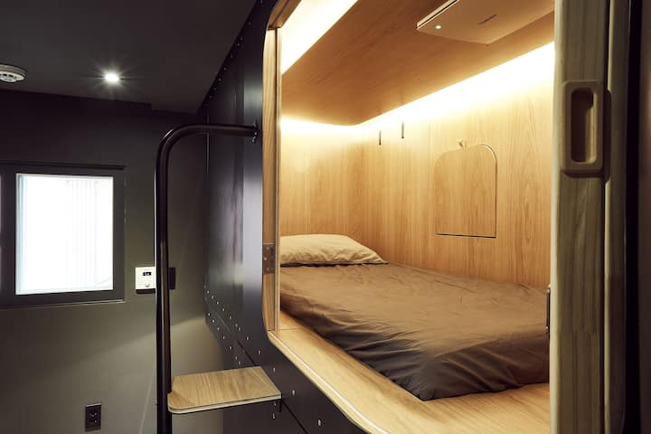 $Best for Solo Travel$ Capsule Experience@Gangnam