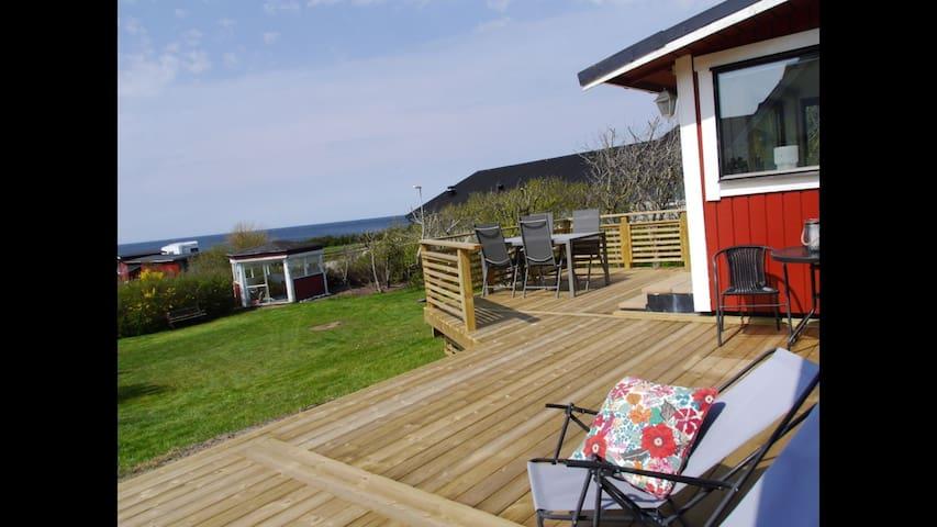 Cosy House, Near The Beach In Höganäs