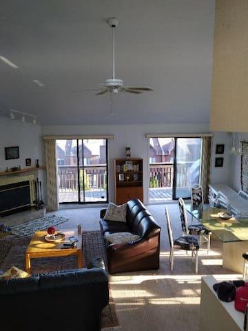 Home - Laurentians  - seasonal or long-term