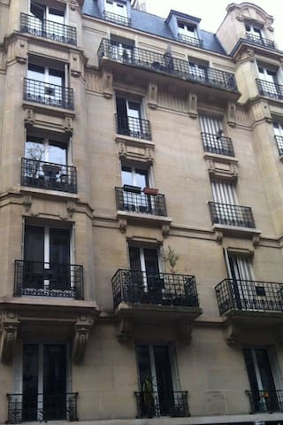 Home sweet home Paris Batignolles