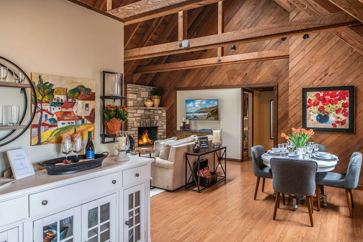 3796 The Madden Suite ~ New NIGHTLY Rental in Carmel by the Sea! Great Rates!