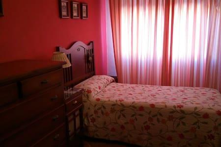 Habitación individual con baño - Talavera de la Reina - Inap sarapan